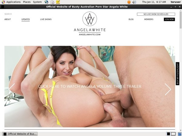 Angelawhite.com With ECheck