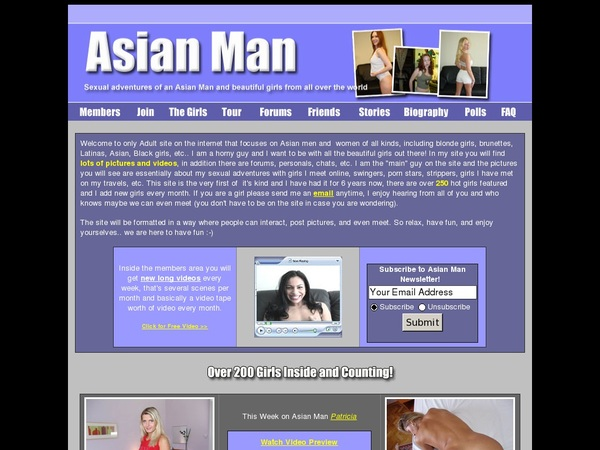 Asian Man Deals