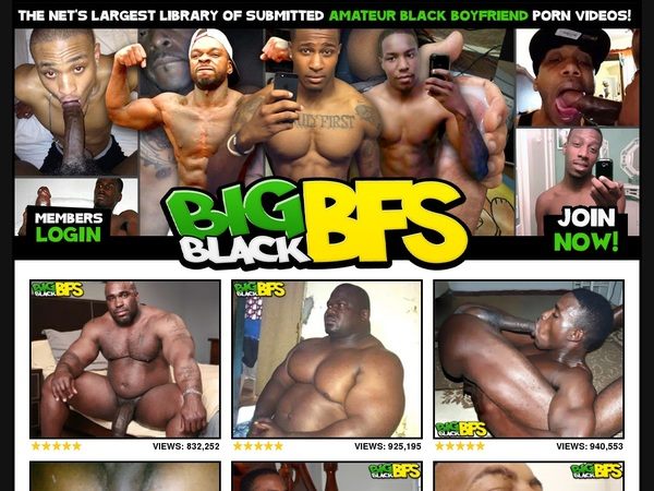 Big Black BFs Join Now