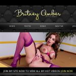 Britney Amber Paypal Discount
