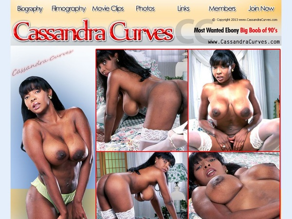 Cassandra Curves Working Account