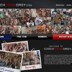 Czech Home Orgy Discount Free
