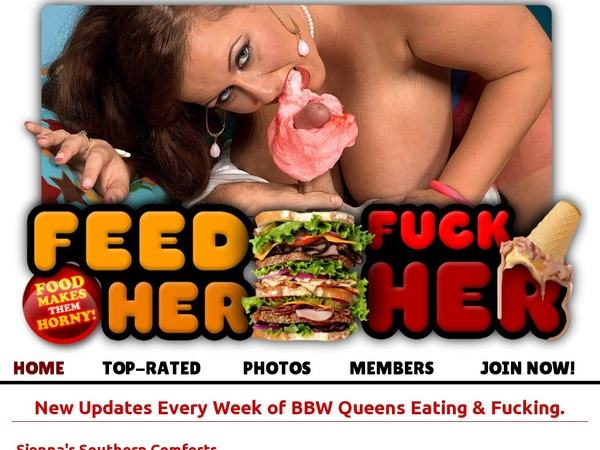 Feed Her Fuck Her Crear Cuenta