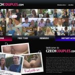 Free Czechcouples Discount