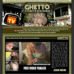Ghetto Confessions Free Membership