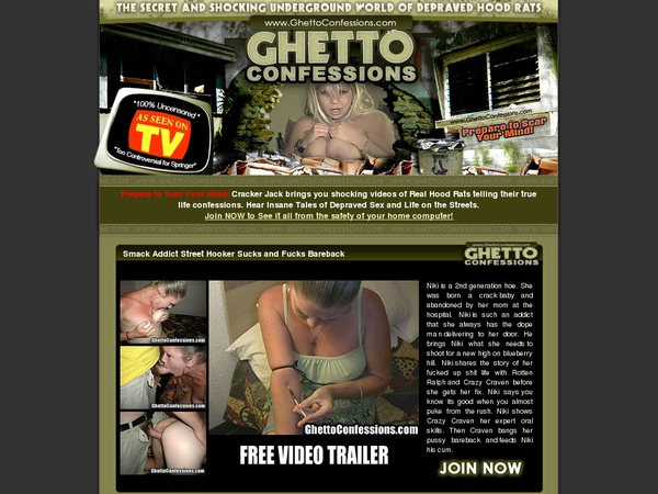 Ghettoconfessions Free Pw
