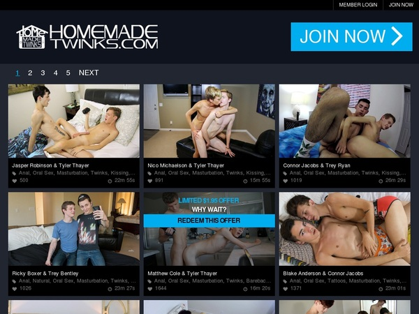 Homemadetwinks.com Join By Phone