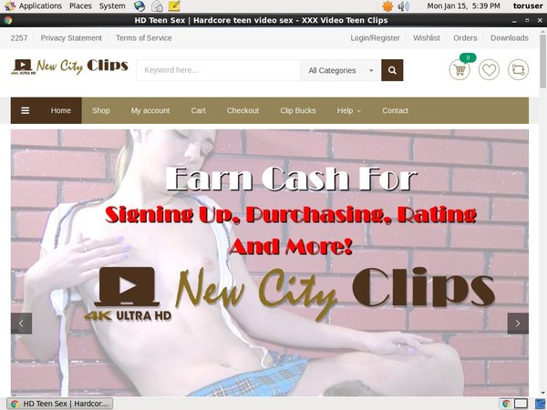Newcityclips.com Coupon