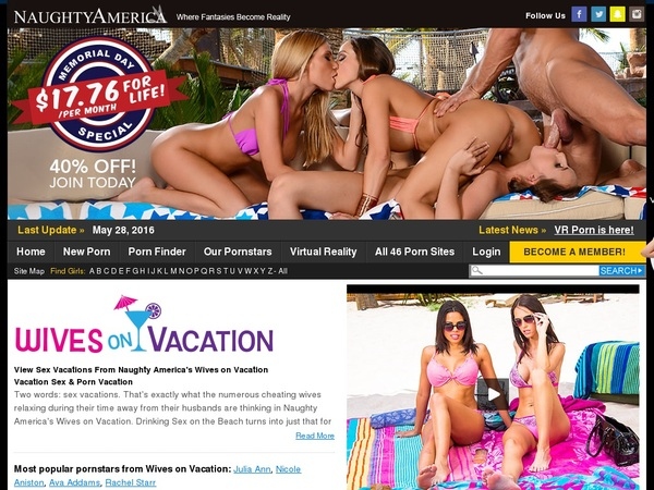 Wives On Vacation Cuentas