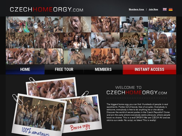 Videos Czechhomeorgy
