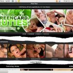 Green Card Cuties With Paypal