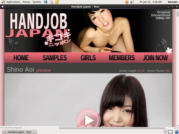 Handjobjapan.com No Credit Card