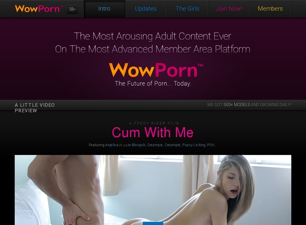 Save On Wow Porn
