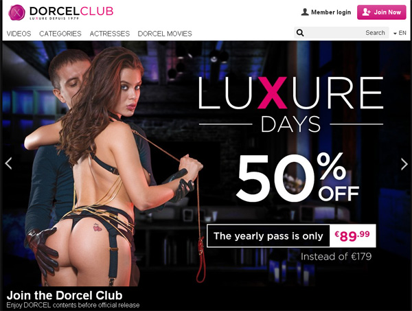 Dorcelclub Discount Review